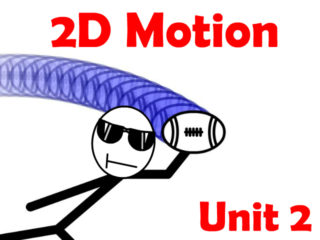 Two Dimentional Motion