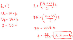 Example 2 Acceleration