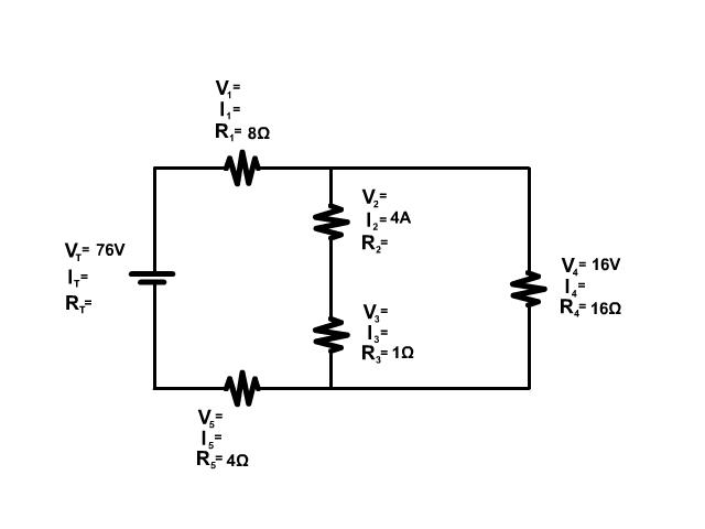 Complex Circuit Example 3