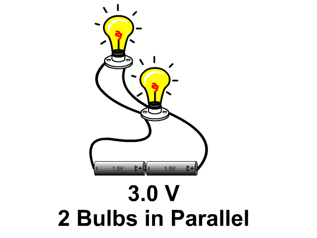 Two Lights In Parallel